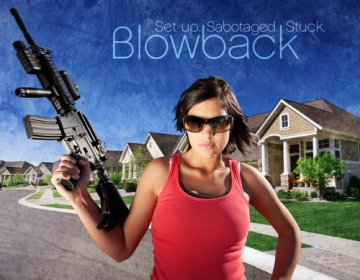 Blowback Cover